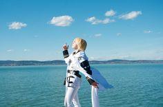 My Mika cosplay from Owari No Seraph ^^  #cosplay #anime