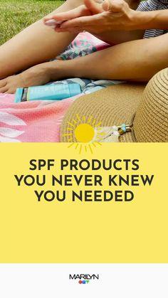Best Spf, Beach Waves, Sunscreen, Hair Care, Cherry Blossom, Hair Ideas, Shower Ideas, Fitness, Summer