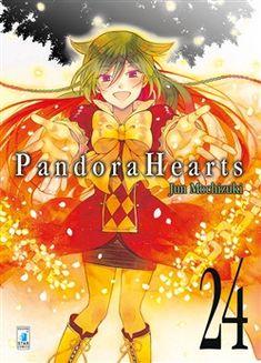 Prezzi e Sconti: #Pandora hearts vol. 24 jun mochizuki  ad Euro 5.01 in #Star comics #Media libri fumetti fumetti