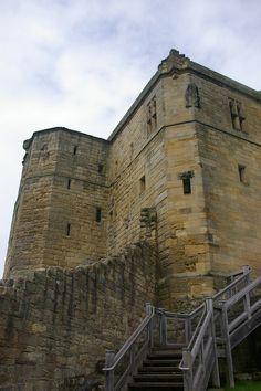 The Keep   Warkworth Castle