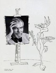 Chuck Jones & Wylie Coyote