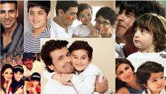 10 unique names for sons by Bollywood Parents