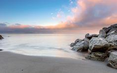 HD Widescreen beach