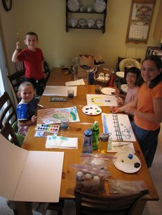 Great article...Large Families on Purpose: Homeschooling: WHY do we do it?
