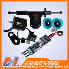 Whole sets parts for your electric skateboard, They are free shipping, please order soon!