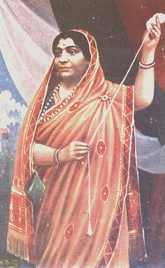 """Sarojini Naidu (1879-1949). Known as """"the Nightingale of India,"""" Naidu was an Indian child prodigy who began writing poetry as a young girl. She went on to pursue politics and became the first Indian woman to serve as president of the Indian National Congress and the first female governor of Uttar Pradesh. She maintained a permanent suite of rooms in Mumbai's Taj Mahal Hotel in the 1920s, where she hosted freedom fighters, poets, writers, artists and friends. Happy Woman Day, Happy Women, Freedom Fighters Of India, Child Prodigy, History Of India, Vintage India, Gypsy Caravan, Poems Beautiful, Female Actresses"""