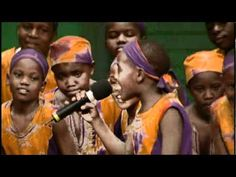 Ndyahimbisa mukama - Teach me to Dance (African Children's #Choir) #singing #children
