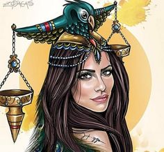 Gracious, fair, and balanced Libra is social and popular! Ruled by Venus, Libra is a loving sign that focuses on partnership and the needs of others. Arte Libra, Libra Art, Libra And Pisces, Zodiac Art, Astrology Zodiac, Zodiac Signs, Taurus, Signo Libra, Libra Images