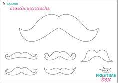 Tuto DIY - Pas à pas - Gabarit moustaches pour customisation de coussin