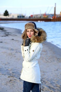 Parka Gaastra Outfit Ostsee