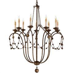Devon chandelier