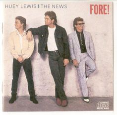 Yes it's true... I am happy to be stuck with you.  Huey Lewis & The News #Tunes