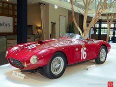 1950 Ferrari America Barchetta, Body by Scaglietti Ferrari Car, Corvette, Muscle Cars, Classic Cars, Automobile, Wheels, Auction, Passion, America