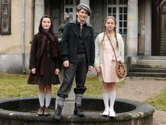 "Larissa, Abrascha and Hanna....from the film ""Wunderkinder"""