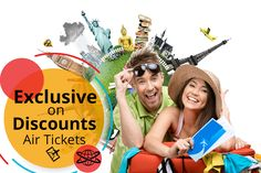 Travel around the world at the best prices this weekend. Find amazing #Discounts on #Flyadvice