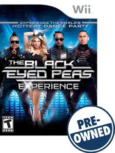 The Black Eyed Peas Experience - PRE-Owned - Nintendo Wii