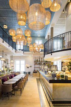 Le nouveau restaurant l'Île sur l'Île Saint-Germain