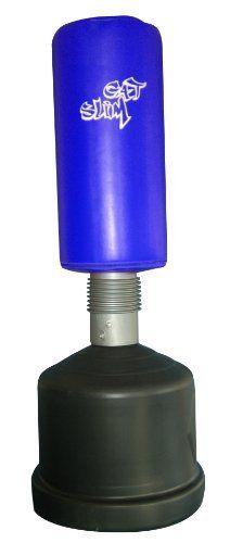 GAT SLIM Boxdummy - Boxpuppe - Standboxsack - Box Dummies - Standing-Bag blau von GAT SLIM.