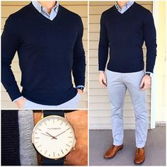 The #1 place on Instagram for men's casual and classic style! ⌚️