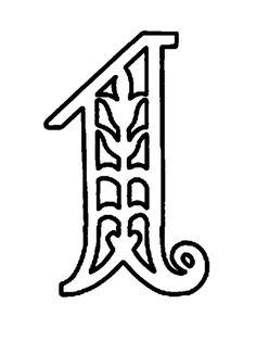Stencils, Alphabet, Clip Art, Drawings, Character, Diy Crafts, Home Decor, Garden, Google