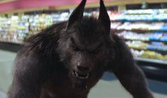 "Werewolf from ""Goosebumps"" movie"