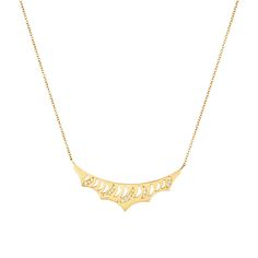 Empress Collection Helena Necklace by Mimata,in rose gold and diamonds Diamond Jewelry, Gold Jewelry, Gold Necklace, Contemporary Jewellery, Contemporary Design, Pink And Gold, Rose Gold, Diamonds, Pendants