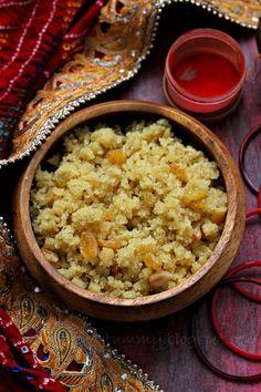 Suji ka halwa, Indian semolina pudding,...A must try
