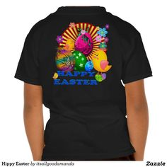 Hippy Easter T Shirts
