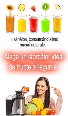 Storcator de suc Omega 3, Vitamin D