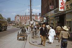 서울 1953년 여름 풍경
