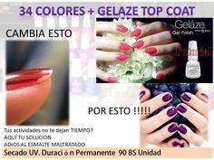 Uv permanente y protector de tus uñas