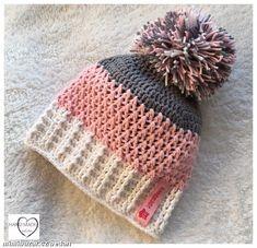 Kulíšek .... Crochet Beanie Hat, Beanie Hats, Knitted Hats, Crochet Hats, Crochet For Boys, Shoe Boots, Winter Hats, Girls Dresses, Knitting