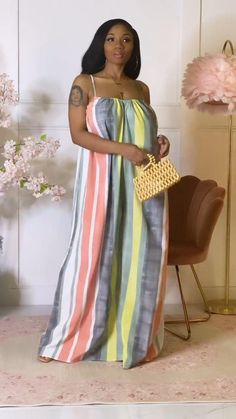 Casual Dress Outfits, Summer Dress Outfits, Cute Outfits, African Fashion Ankara, African Print Fashion, Zeina, Classy Casual, Lookbook, Black Girl Fashion