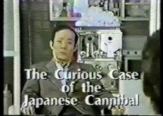 Issei Sagawa: Kannibalen som blev matskribent. Också en karriärväg.