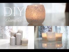 DIY CANDLES | HOME DECOR