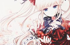 Shinku Rozen Maiden art