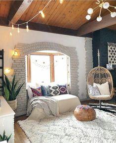 "8,886 Likes, 60 Comments - Bohemian Decor (@bohemiandecor) on Instagram: ""Beautiful home of @blissfully_eclectic Photo via @dkrenewal #bohemiandecor"" #homeimprovementseason3,"