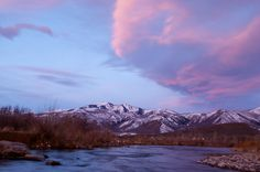 Sunrise, Middle Provo River, Midway, UT