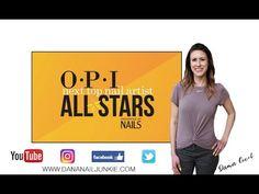 Star Nails, Top Nail, Nail Tutorials, Nail Artist, Opi, All Star, Challenges, Names