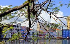 Recife, Pernambuco, Brasil - Recife Antigo