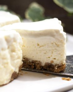 My easy homemade Cheesecake Recipe is a tried and true treat - a delicious dessert for any occasion.