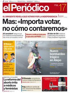La portada del 17/12/2013