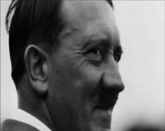 The official cowlick GIF of Hitler. Had Botox existed in 1935, we can be damn certain he wouldn't have used it to erase those distinguished crow's feet of his. (via putschgirl)