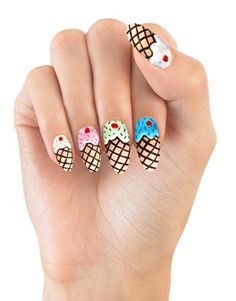 Image 1 ofHouse Of Holland Nails By Elegant Touch - Sweet Tooth