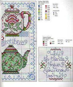 cross stitch free pattern<3 Solo Patrones Punto Cruz (pág. 1235) | Aprender manualidades es facilisimo.com