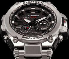 MT-G: Metal Twisted G-Shock, Men's Watch | Casio Amercica, Inc.