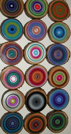 Painted Tree Rings