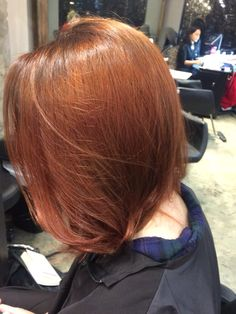 Red hair by me @vanessaplaceres