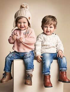 Kids | Baby Boy Size 4-24m | Jumpers & Cardigans | H&M US
