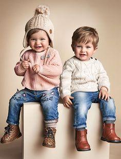 Resultado de imagem para toddler boy and girl